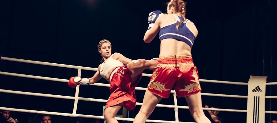 Sekcja kickboxingu dla wszystkich we Wrocławiu