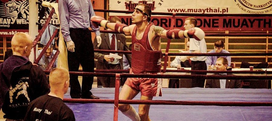 Mistrzostwa Polski Muay Thai Kraków 2006 Wai Kru