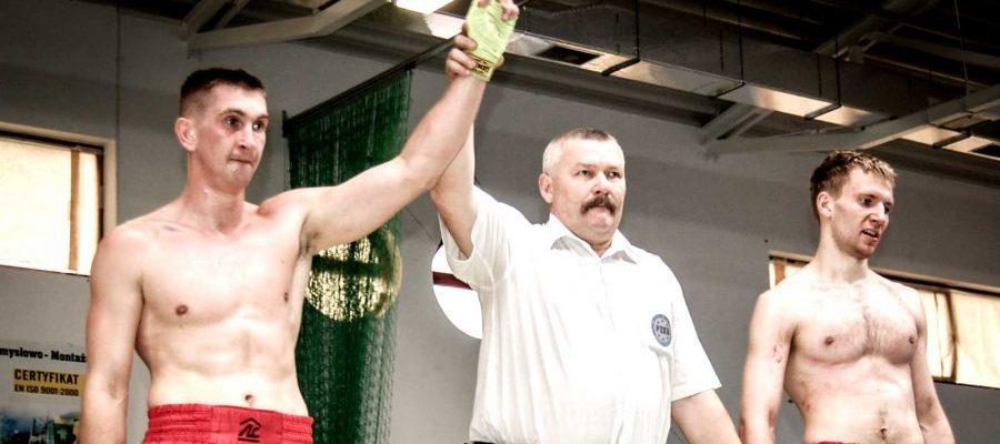 Mistrzostwa Polski w Kickboxingu 2007 Wolow. Werdykt Walki Marcina Psiucha