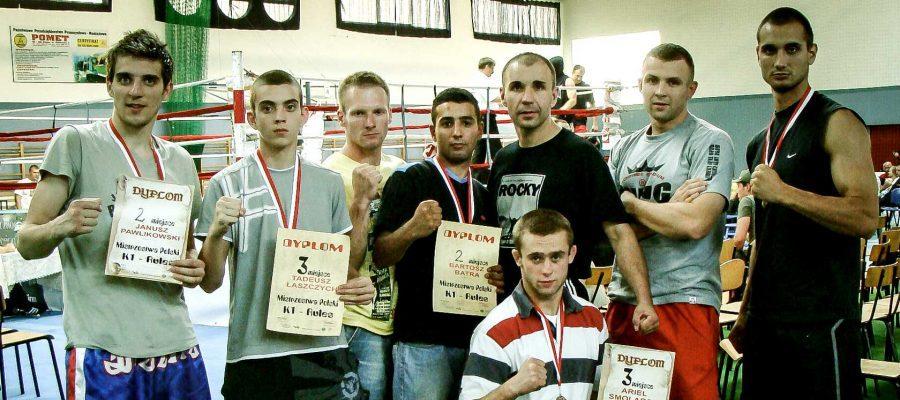 Mistrzostwa Polski K1 Wołów 2008, Zdjęcie pamiątkowe po zawodach
