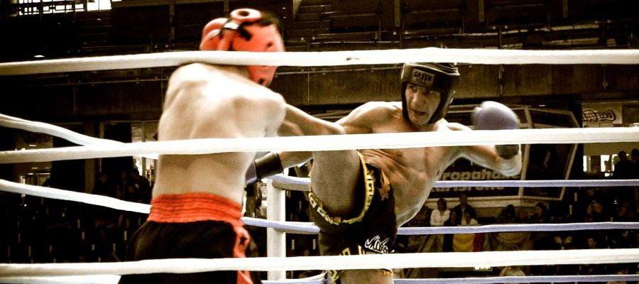 Mistrzostwa Świata w Kickboxingu, Karlsruhe 2007. Walka Ćwierćfinałowa Tomasz a Makowskiego