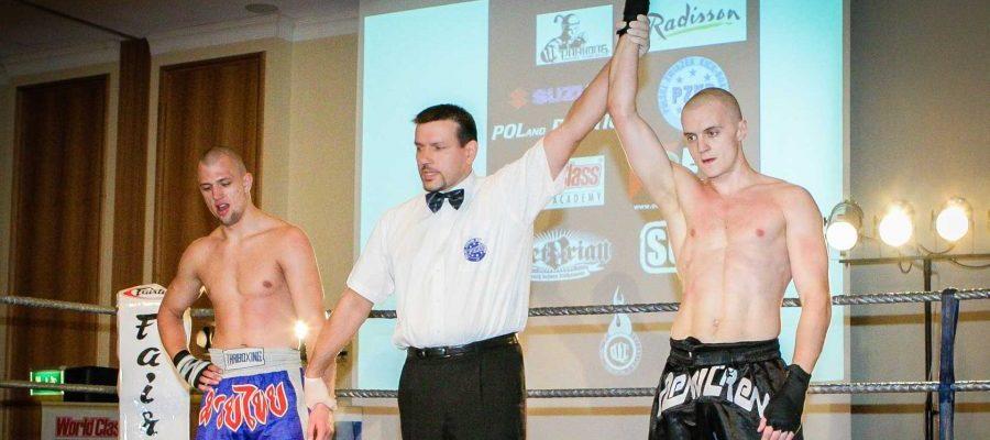 Super Liga Muay Thai Warszawa 2006. Werdykt walki