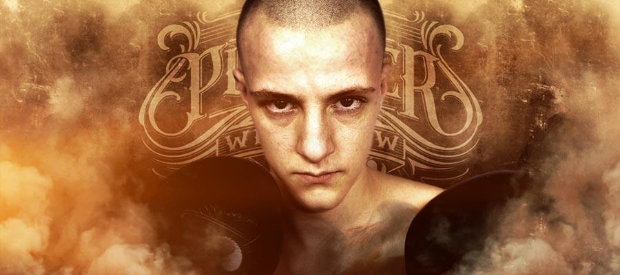 Adam Gielata, zawodnik Muay Thai we Wrocławiu