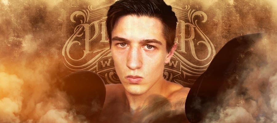 Arkadiusz Drohomirecki, zawodnik Kickboxingu we Wrocławiu