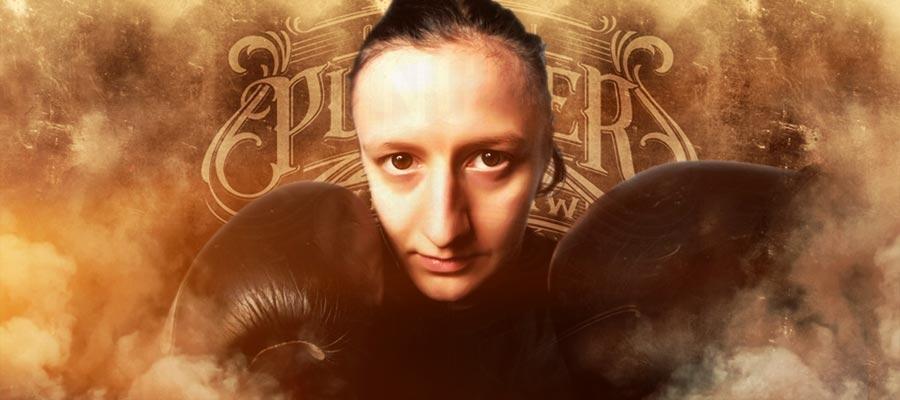 Dorota Drużko, zawodniczka Kickboxing we Wrocławiu