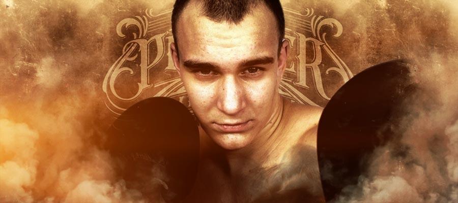 Filip Adamiok, zawodnik Muay Thai we Wrocławiu