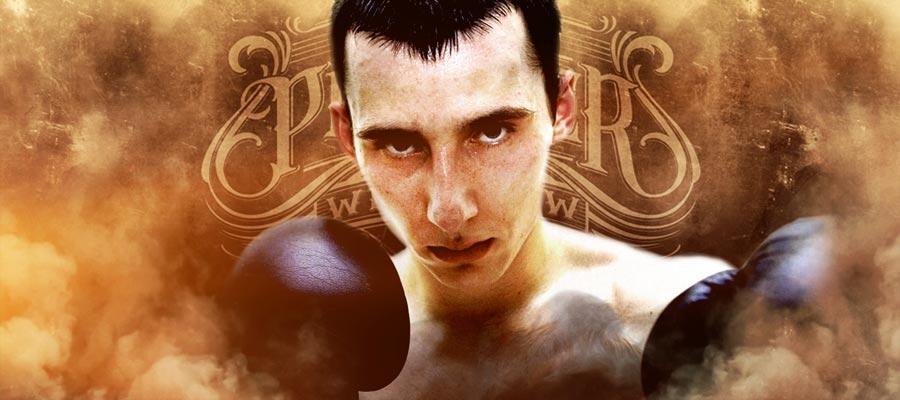 Kacper Hamkało, zawodnik Kickboxingu we Wrocławiu