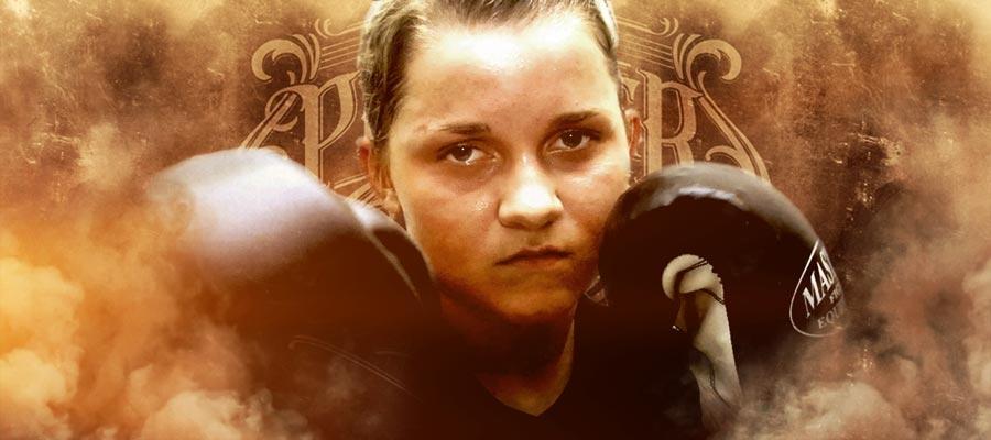 Kamila Kuźnik, zawodniczka Muay Thai we Wrocławiu