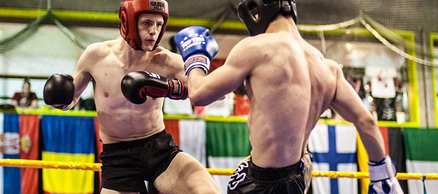 Kickboxing w klubie Puncher jako rekreacja we Wrocławiu