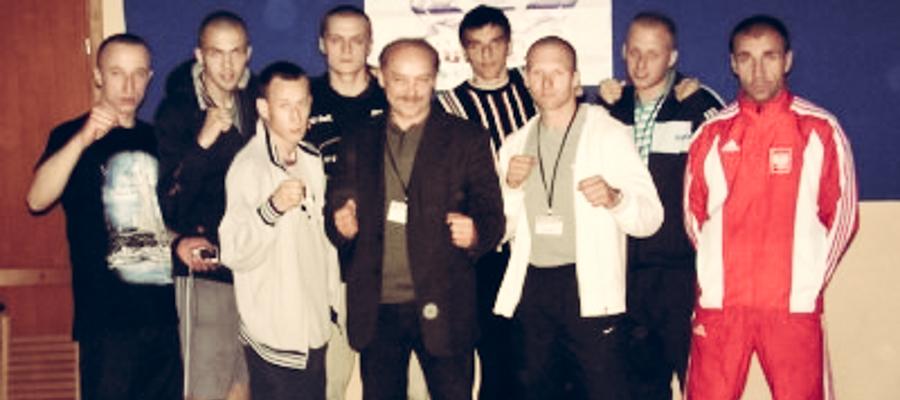 Liga Muay Thai i K-1 rules Warszawa 2007. Ekipa Punchera Wrocław