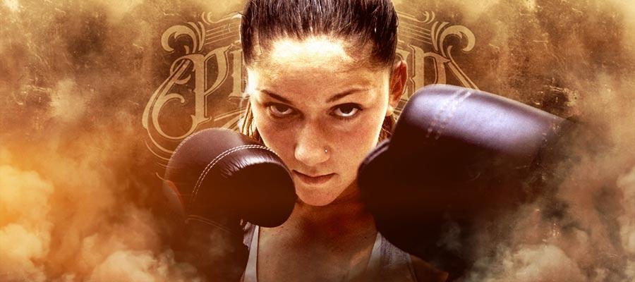 Małgorzata Kiner, zawodniczka Kickboxingu we Wrocławiu