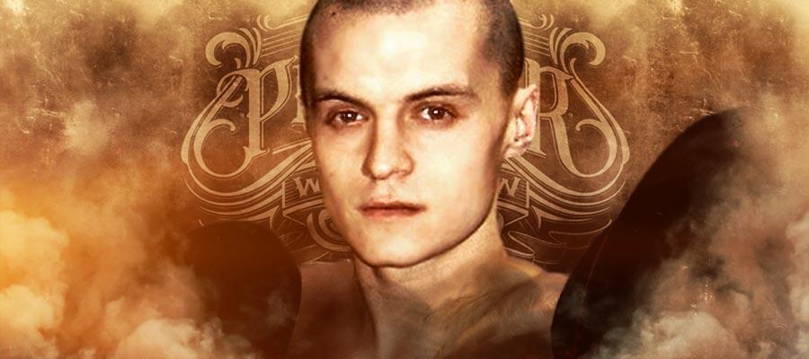 Marcin Bachórz, zawodnik Kickboxingu we Wrocławiu