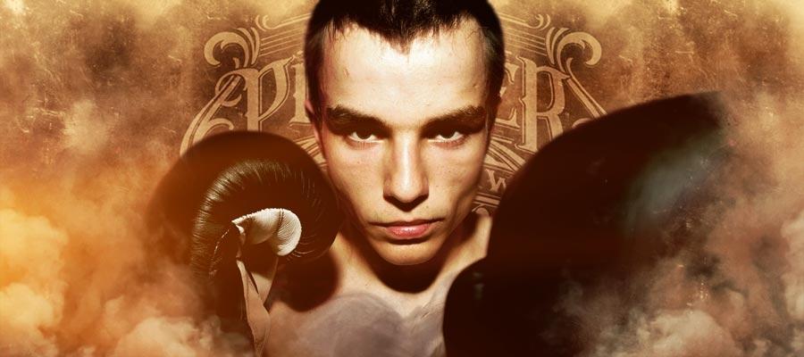 Mariusz Siewruk, zawodnik Kickboxingu we Wrocławiu