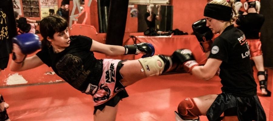Muay Thai i Kickboxing dla kobiet w Puncher Wroclaw