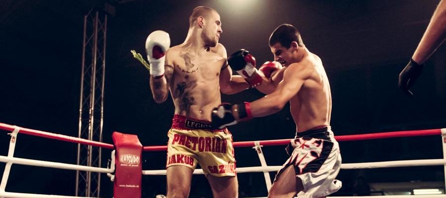 Muay Thai w klubie Puncher we Wrocławiu