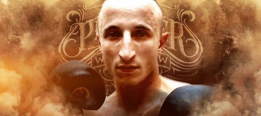 Patryk Grudniewski, zawodnik Thaiboxingu we Wrocławiu