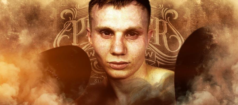 Rafał Niestrzęba, zawodnik Kickboxingu i K-1 we Wrocławiu