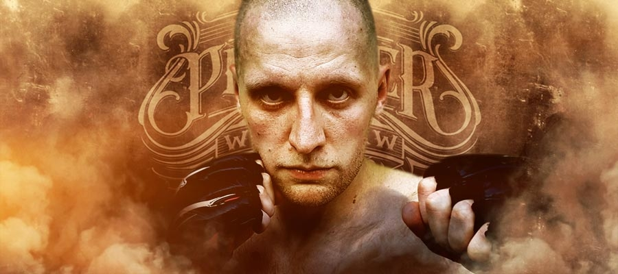 Tomasz Gotfryd, zawodnik MMA we Wrocławiu