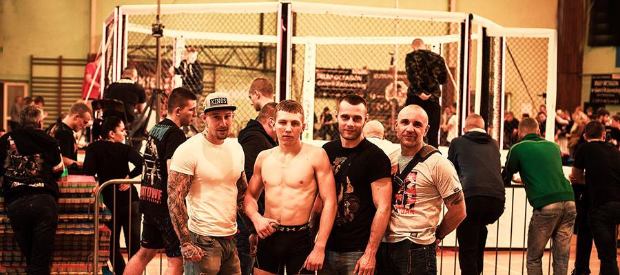 MMA mieszane sztuki walki we Wrocławiu