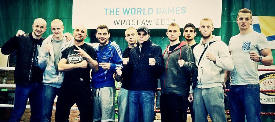 Zapraszamy do zapisów na kickboxing i boks we Wroclawiu
