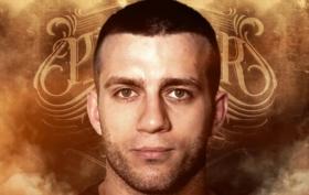 Piotr Krynicki Trener MMA i Brazylijskiego Jiu-Jitsu w Klubie Puncher Wrocław