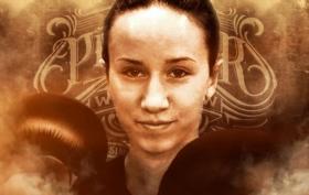 Justyna Falkiewicz Zawodniczka Puncher Wrocław