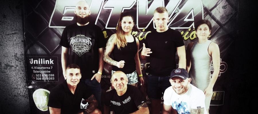 MMA Dzierżoniów - zdjęcie po gali.