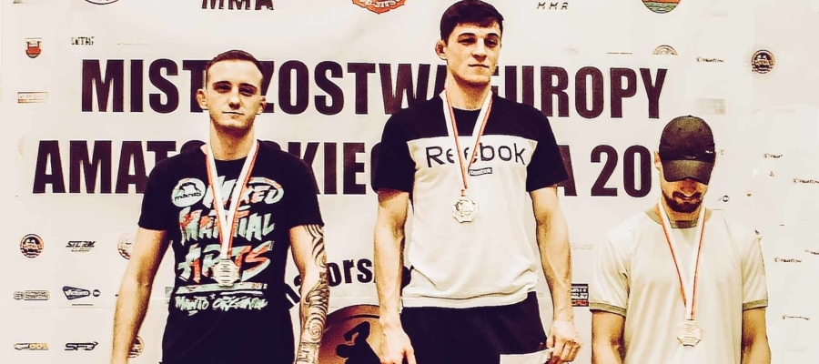 Medaliści Mistrzostw Europy MMA 2019