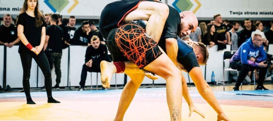 Grappling Wrocław. Zawody w sportach chwytanych w Puncher