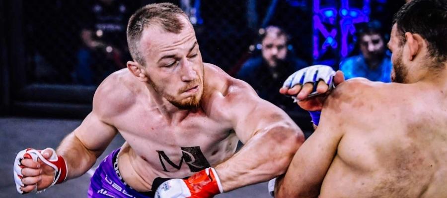 Babilon MMA 13. Mazur i Rajewski