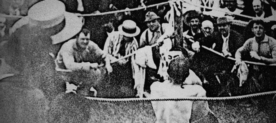 Boks. Walka Sullivan-Kilrain z 1889 roku