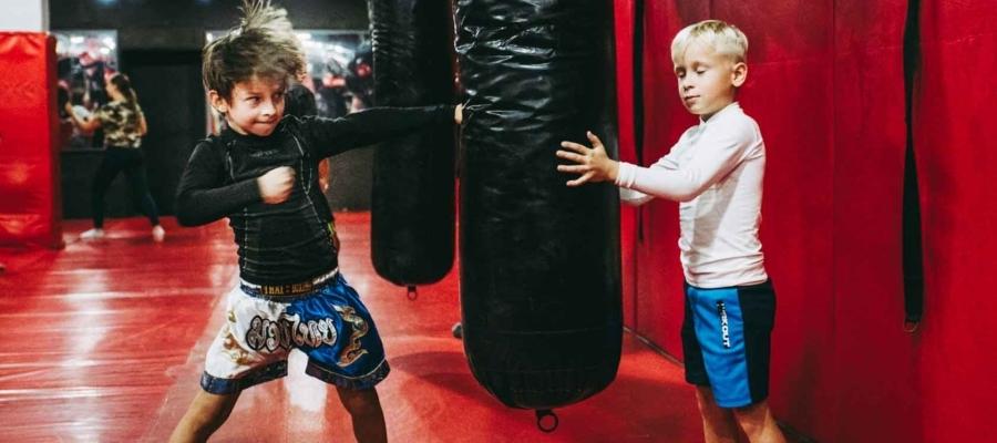 Dla dzieci - trening z workiem
