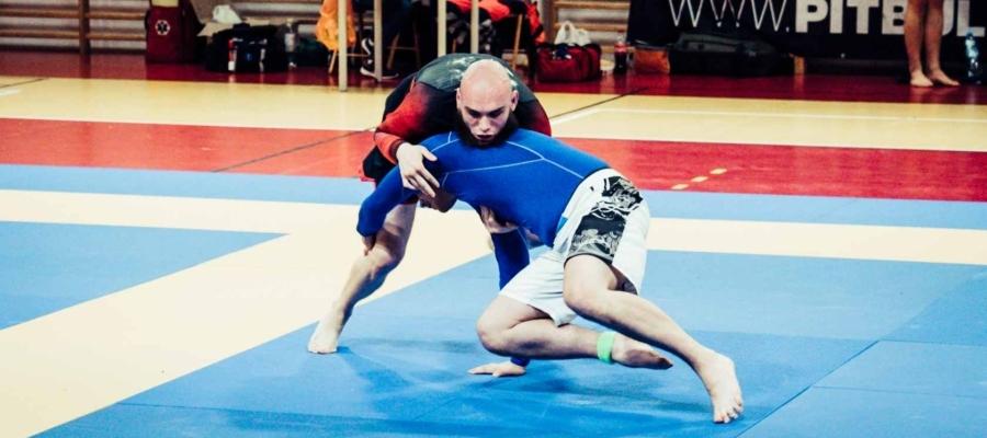 VI Mistrzostwa Europy BJJ 2020. Obrona przez obaleniem