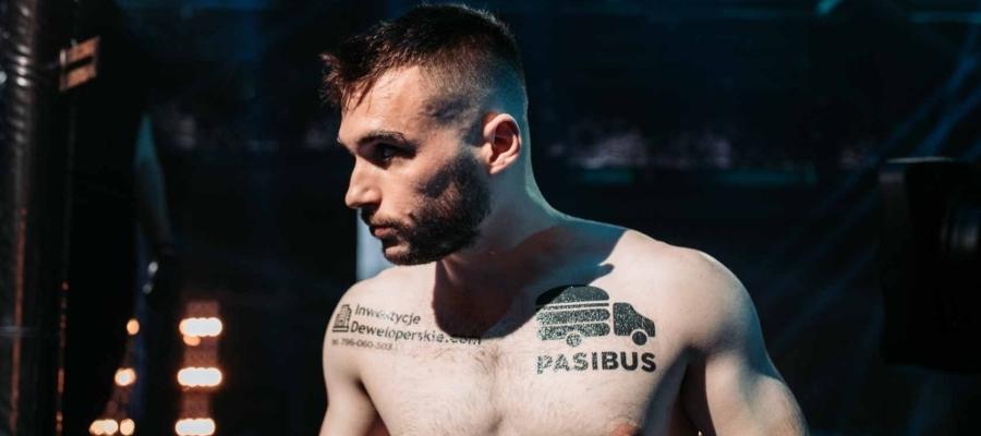 Fame MMA 8 wyjście Filipka