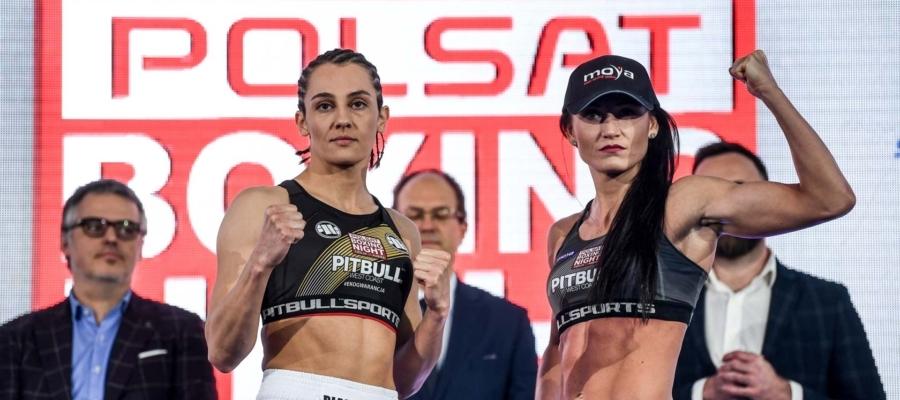Polsat Boxing Night 9 oficjalne ważenie