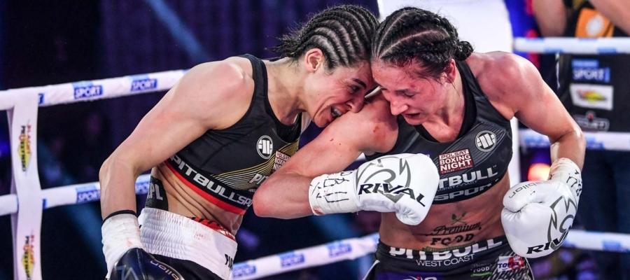 Polsat Boxing Night 9 zderzenie głowami